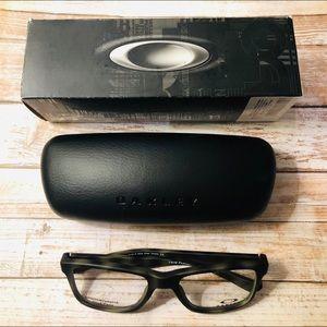 Oakley Trim Plane Eyeglass Frame OX8107 Matt Green
